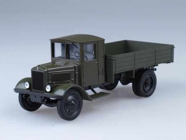 ЯГ-6 (Наш Автопром) [1936г., Темно-оливковый, 1:43]