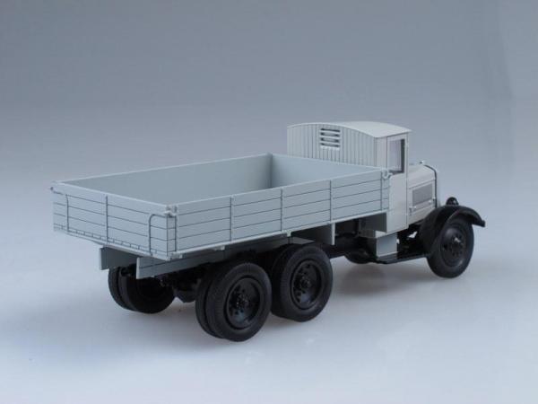 ЯГ-10 (Наш Автопром) [1932г., Серый, 1:43]