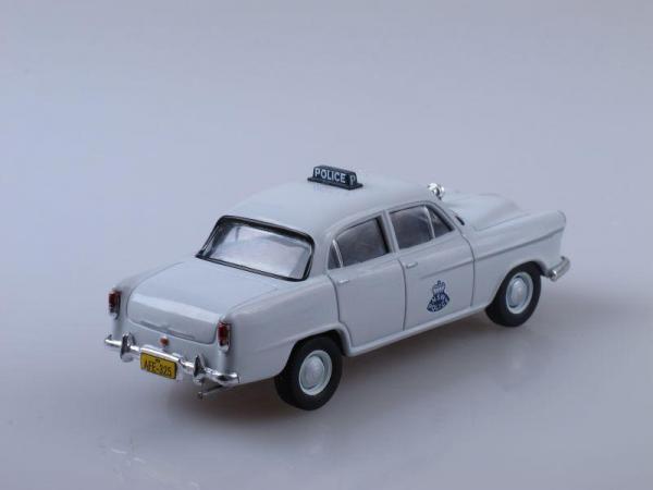 Holden FE, Полиция Австралии (DeAgostini (Полицейские машины мира)) [1956г., Белый, 1:43]