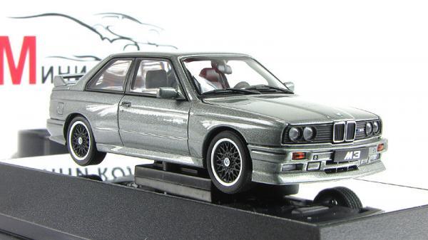 BMW M3 Sport Evolution (Autoart) [1990г., Серебристый, 1:43]
