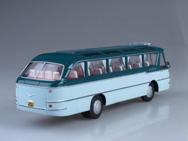 "ЛАЗ ""Украина-1"" (Vector-Models) [1961г., Голубой, 1:43]"