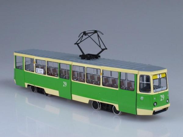 КТМ-5м3 п.р.Ярославль (Vector-Models) [1963г., Зеленый, 1:43]