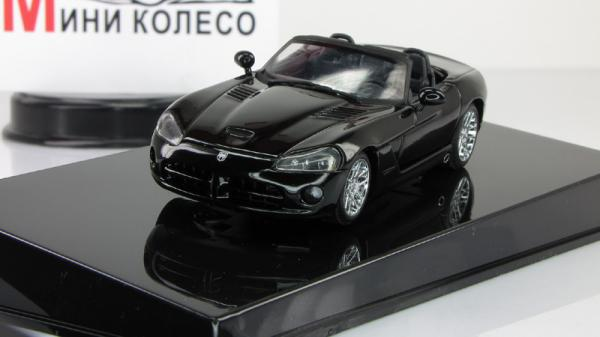 DODGE VIPER SRT-10 (Autoart) [2003г., Черный, 1:43]