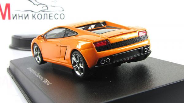LAMBORGHINI GALLARDO LP560-4 (Autoart) [2007г., Оранжевый, 1:43]