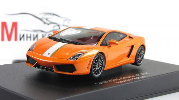 LAMBORGHINI GALLARDO LP550-2 BALBONI (Autoart) [2009г., Оранжевый, 1:43]