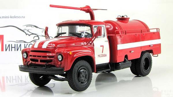 ЗиЛ-130 АП-2 (ALF) [1973г., Красный, 1:43]