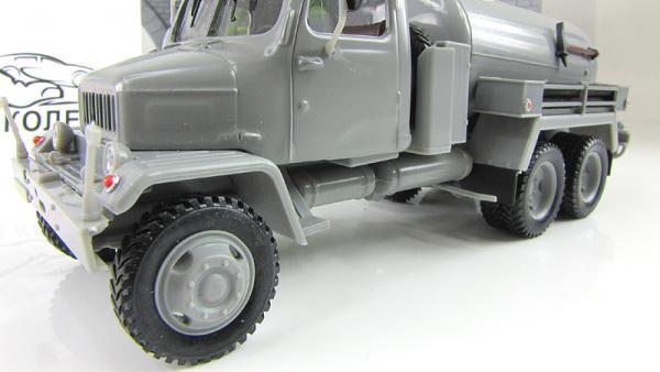 Praga V3S цистерна (Abrex) [1953г., Серый, 1:43]