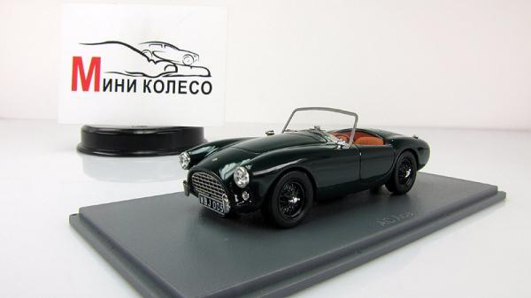 АС Асе (Neo Scale Models) [1955г., Зеленый, 1:43]