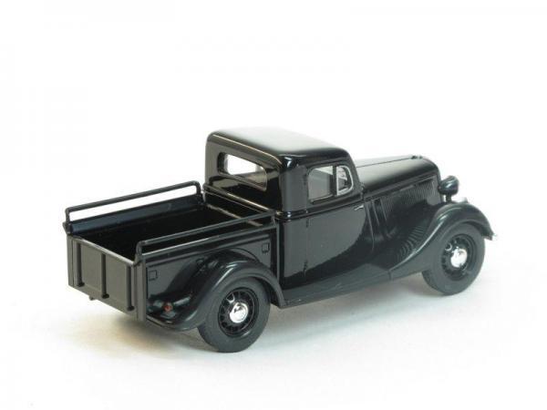 ГАЗ-М415 пикап (Наш Автопром) [1939г., Черный, 1:43]