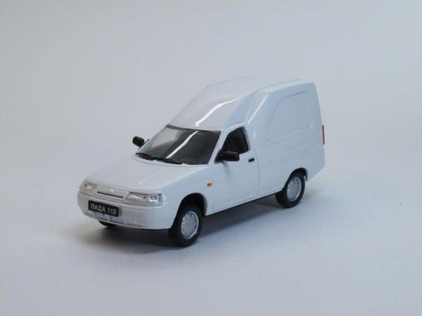 Богдан 2310 фургон (Vector-Models) [2009г., Белый, 1:43]