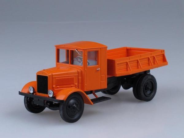ЯС-1 конверсия (НАП) (Vector-Models) [1935г., Оранжевый, 1:43]