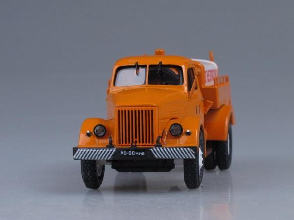 М3-51М (51А) маслозаправщик, конверсия (НАП) (Vector-Models) [1946г., Оранжевый, 1:43]