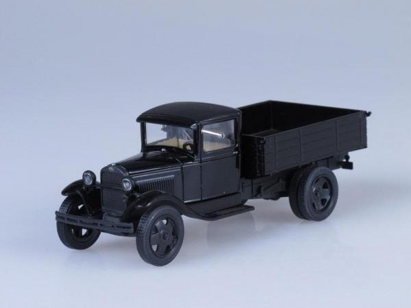 ГАЗ-АА (Наш Автопром) [1932г., Черный, 1:43]