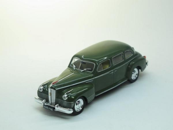 ЗИС-110 (Наш Автопром) [1945г., Оливково-зелёный, 1:43]