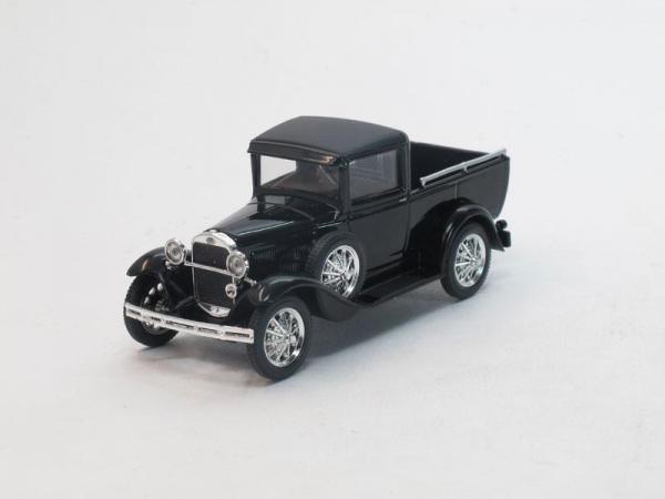 ГАЗ-4 пикап (Наш Автопром) [1933г., Черный, 1:43]