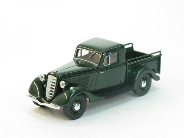 ГАЗ-М415 пикап (Наш Автопром) [1939г., Темно-зеленый, 1:43]