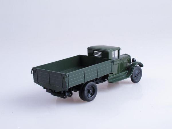ЗиС-5, бортовой (Наш Автопром) [1933г., Зеленый, 1:43]