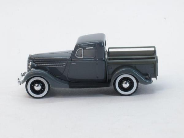 ГАЗ 11-415 (Наш Автопром) [1940г., Серый, 1:43]