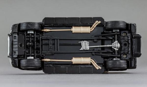 Mercedes-Benz G55 (DiP Models) [2004г., Черный, 1:43]