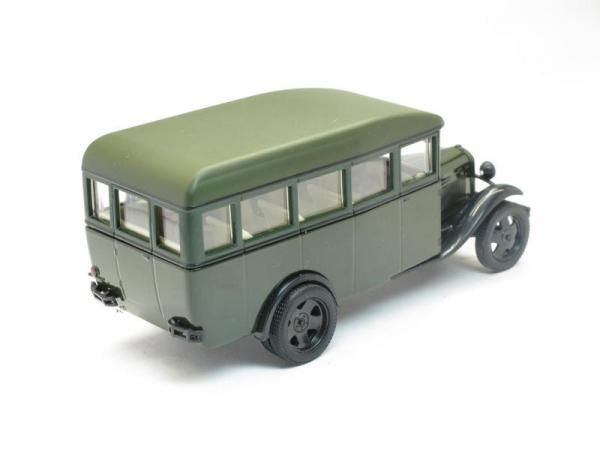 ГАЗ 03-30 (Наш Автопром) [1933г., Темно-зеленый, 1:43]
