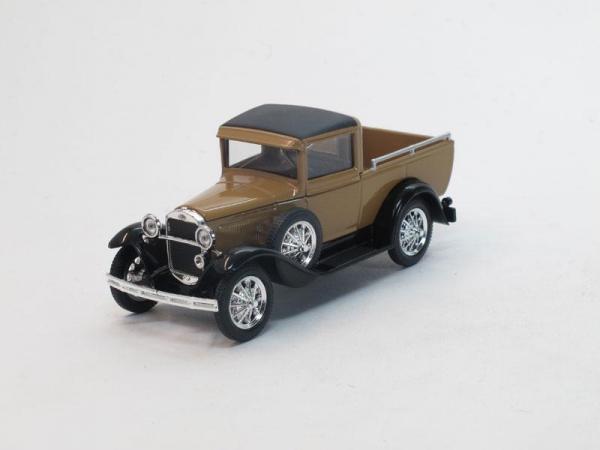 ГАЗ-4 пикап (Наш Автопром) [1933г., Песочный, 1:43]