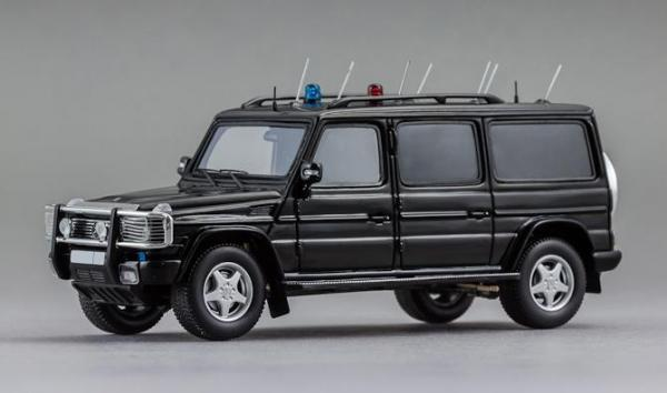 Mercedes-Benz G55 (DiP Models) [2004г., Черный, 1:43]