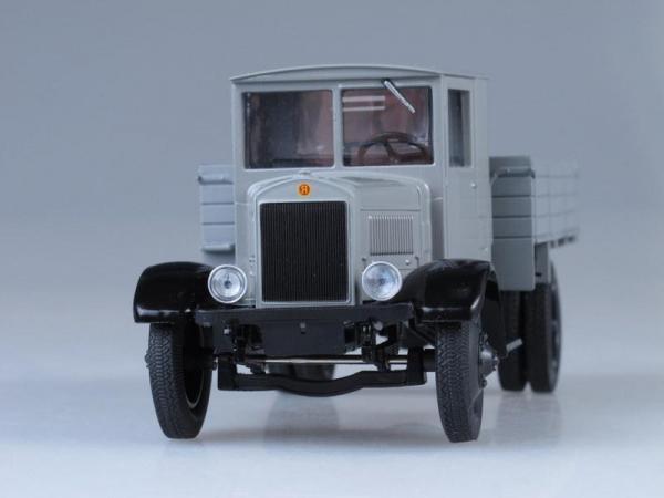 ЯГ-3 (Наш Автопром) [1932г., Серый, 1:43]