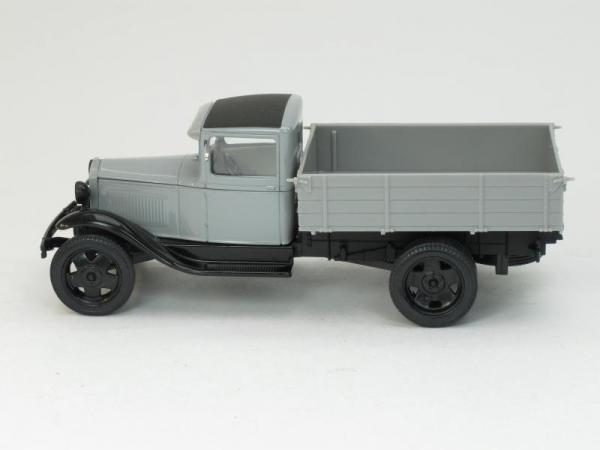 ГАЗ-АА (Наш Автопром) [1932г., Серый, 1:43]