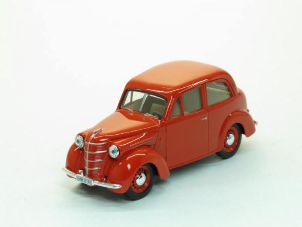 КИМ-10-50 (Наш Автопром) [1940г., Красный, 1:43]
