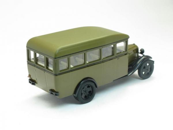 ГАЗ 03-30 (Наш Автопром) [1933г., Хаки, 1:43]