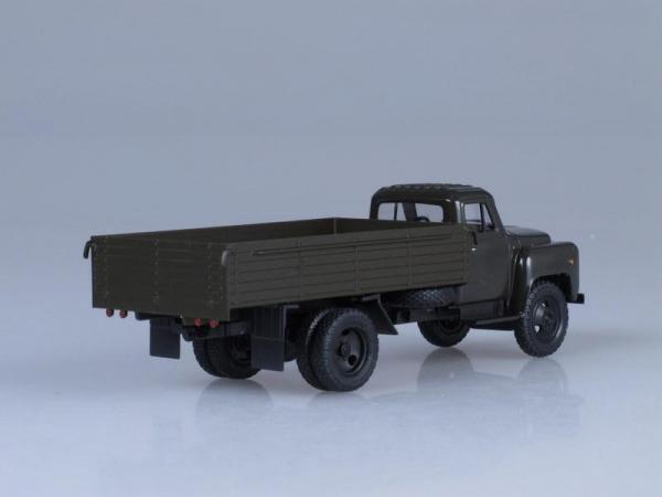 ГАЗ-53-12 (Наш Автопром) [1961г., Зеленый, 1:43]