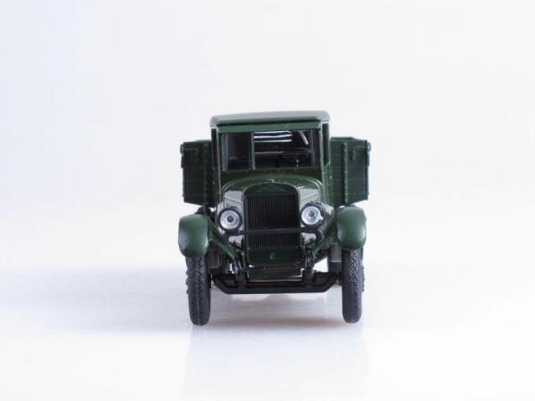 ЗиС-6, бортовой (Наш Автопром) [1933г., Зеленый, 1:43]