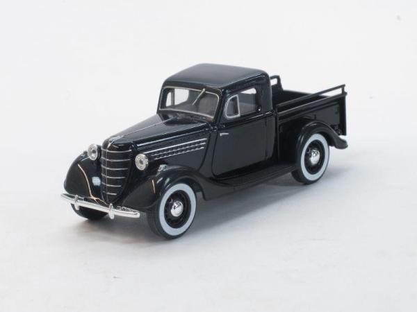 ГАЗ 11-415 (Наш Автопром) [1940г., Черный, 1:43]