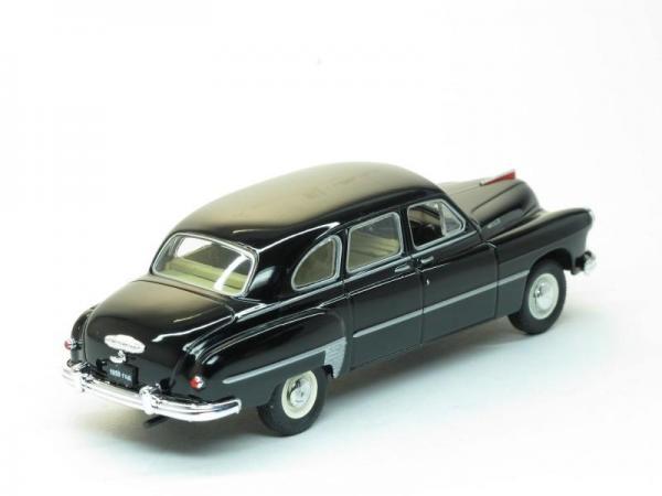 ГАЗ-12 «ЗиМ» (Наш Автопром) [1950г., Черный, 1:43]