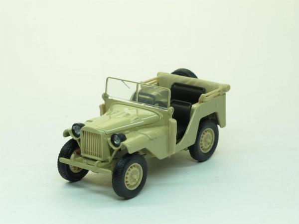 ГАЗ-64 (Наш Автопром) [1941г., Песочный, 1:43]