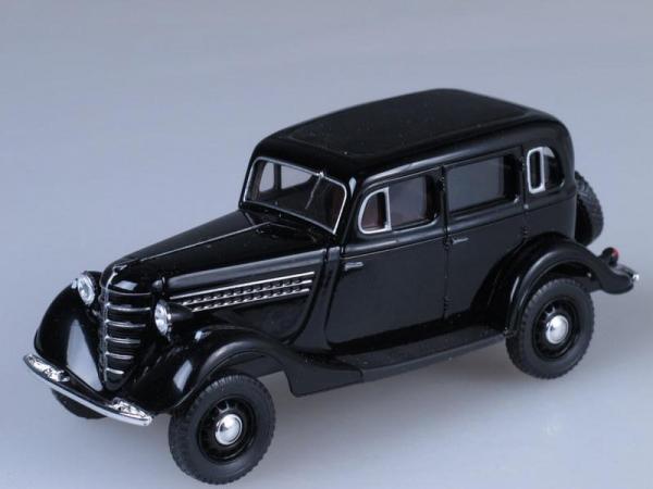 ГАЗ 61-73 (Наш Автопром) [1941г., Черный, 1:43]