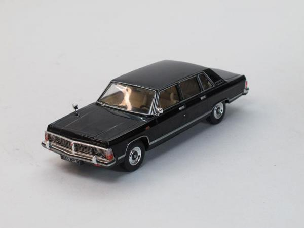 ГАЗ-14 Чайка (Наш Автопром) [1977г., Черный, 1:43]