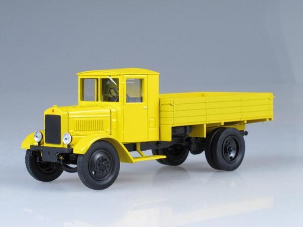 Я-5 (Наш Автопром) [1929г., Желтый, 1:43]