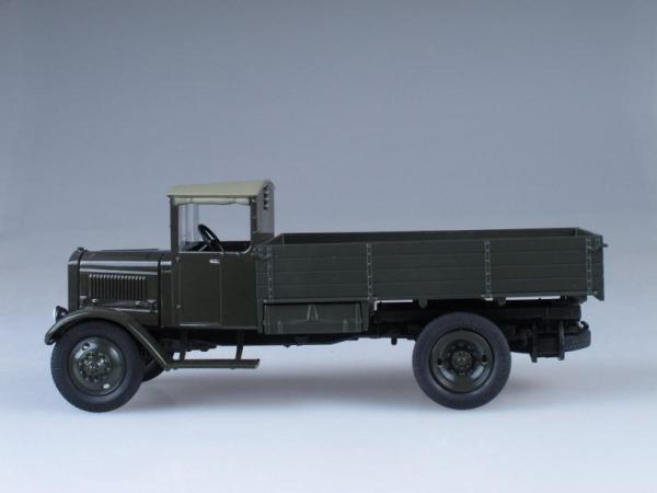 Я-4 (Наш Автопром) [1928г., Оливковый, 1:43]