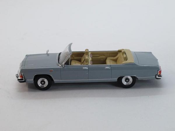 ГАЗ-14 Чайка фаэтон (Наш Автопром) [1982г., Серый, 1:43]