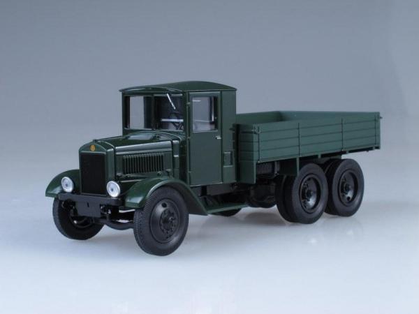 Я-9 (Наш Автопром) [1929г., Темно-зеленый, 1:43]