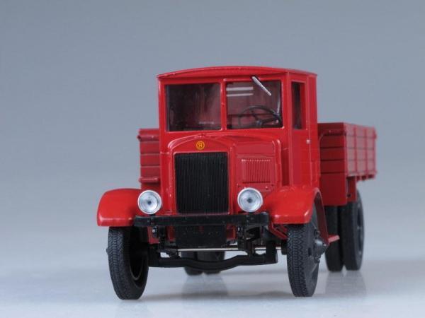 Я-7 (Наш Автопром) [1929г., Красный, 1:43]