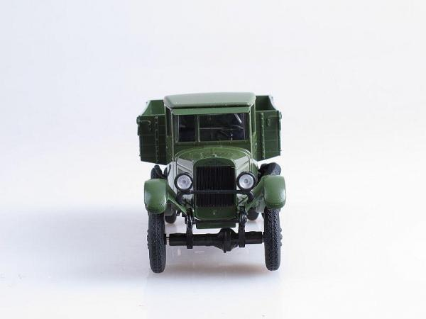 ЗиС-32, бортовой (Наш Автопром) [1941г., Зеленый, 1:43]