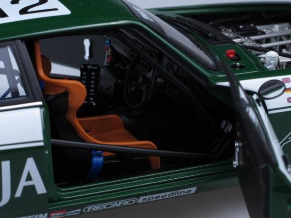 Jaguar XJ-S №12 TWR Racing ETCC Spa·Francorchamps Winner (Autoart) [1975г., Темно-зеленый, 1:18]
