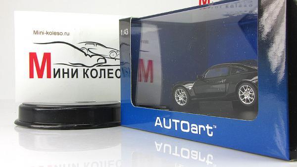 LOTUS EUROPA S (Autoart) [2006г., Черный, 1:43]