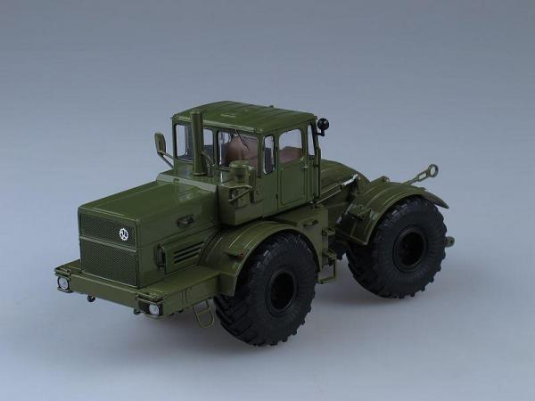 К-701 Кировец (Start Scale Models (SSM)) [1975г., Хаки, 1:43]