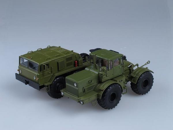 К-701 Кировец (Start Scale Models (SSM)) [1975г., Хаки, 1:43]