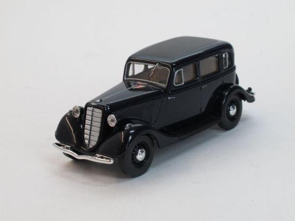 ГАЗ-М1 (Наш Автопром) [1936г., Синий, 1:43]