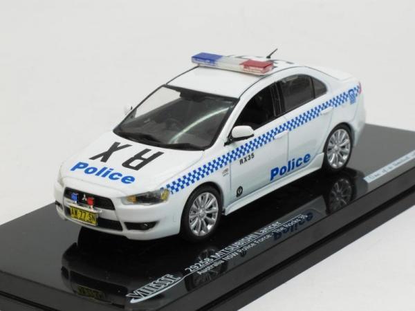 Mitsubishi Lancer, Полиция Австралии (Vitesse) [2007г., Белый, 1:43]