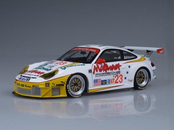 Porshe 911 GT3 RSR (Minichamps) [2010г., Белый, 1:18]